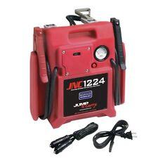 Jump-N-Carry 12/24 Volt Jump Starter - 3400 Peak Amps, 850 Cranking Amps in 12V