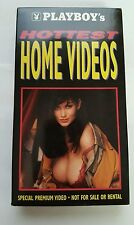 Playboy; HOTTEST HOME VIDEO  , VHS
