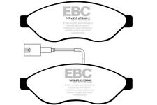 EBC Ultimax Front Brake Pads for Citroen Jumper (Q14) 2.2 TD (2011 > 14)