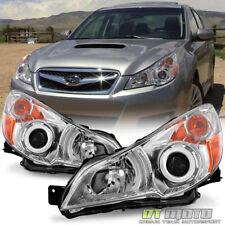 2010-2014 Subaru Legacy Outback Headlights Headlamps Left+Right 10 11 12 13 14