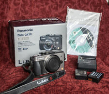 Panasonic LUMIX DMC-GX1 16.0MP Digital Camera - (Body Only)