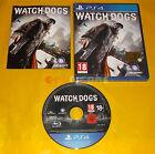 WATCH DOGS 1 Ps4 Versione Ufficiale Italiana 1ª Edizione ○○○ USATO - CC