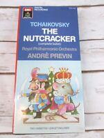 Tchaikovsky Nutcracker Andre Previn Royal Philharmonic Orchestra EMI Cassette