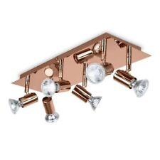 Plafonniers et lustres suspension métalliques contemporains pour la maison