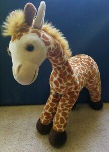 """Toys-R-Us Geoffrey Giraffe Large Plush Animal Alley 17"""" 2008 Stuffed Animal Toy"""
