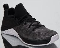 Nike Metcon Flyknit 3 Men's New Black White Silver Training Shoes AQ8022-001