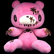 "GLOOMY BEAR Plush Doll Valentine's Day Chocolate Pink Extra Large 37cm14.5"""