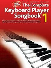 The Complete Keyboard Player Songbook 1 Kenneth Baker Tutor New Edition S11