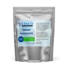 Pool Dechlorinator Sodium Thiosulfate Pentahydrate -5 Lbs by Cesco Solutions