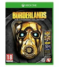 Borderlands: The Handsome Collection (Xbox One, 2015)