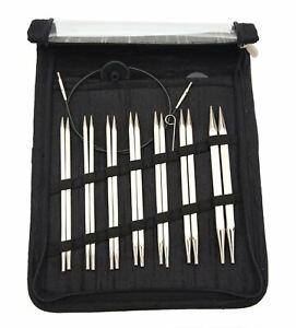 KnitPro Nova Cubics Deluxe Interchangeable Needle Set