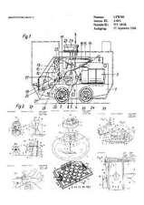 Hans Biller Nürnberg, Billerbahn , 27 Patente, 129 Seit