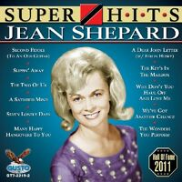 Jean Shepard - Super Hits [New CD]