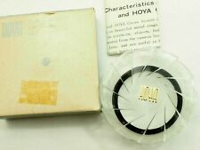 Hoya Filter Lens Accessories 43mm Cross Screen New Box & Papers