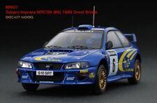 HPI #8601 1999 Great Britain Rally Subaru Impreza RS WRX STI WRC '99 1/43