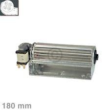 Lüfter Querstromlüfter links 180mm TypA Nachtspeicher Bauknecht Siemens Dimplex