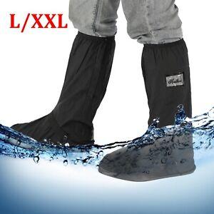 Regenschutz Wasserdicht Schuh Überzieher Überschuhe Fahrrad Schuhe Rutschfest