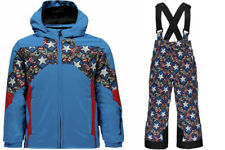 Spyder Snowsuit Ski Set Mini Marvel Ambush Jacket & Propulsion Pants,Size 3, NWT