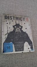 District 9 Steelbook new & sealed REGION FREE