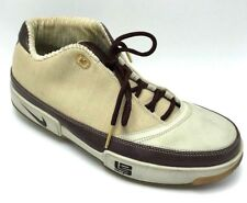 Nike Mens Zoom LeBron Low ST 2007 NBA All-Star Exclusive Vegas Beige Canvas 10.5