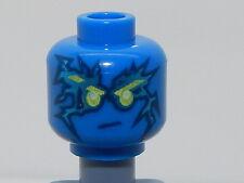 Lego Minifigure Head Ninjago NRG Jay H14