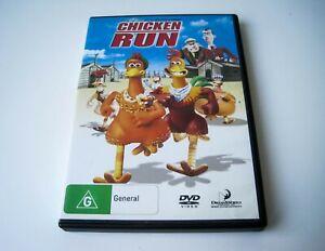 CHICKEN RUN - DVD