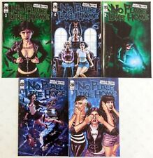 Twisted Goth WIZARD OF OZ Comic Set ~ NO PLACE LIKE HOME # 1 2 3 4 5 ~ NM IMAGE