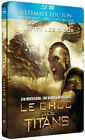 3313 /LE CHOCS DES TITANS ULTIMATE EDITION COMBO DVD + BLU RAY NEUF SOUS BLISTER