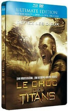 24999/LE CHOCS DES TITANS ULTIMATE EDITION COMBO DVD + BLU RAY NEUF SOUS BLISTER