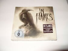 In Flames Sounds of a Playground Fading (CD+DVD,2011) SPECIAL EDITION New & Seal