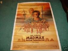ORIG MOIVE POSTER MEL GIBSON MAD MAX  Beyond Thunderdom