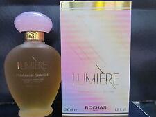 Lumiere ( Classic ) Rochas For Women 6.8 oz Perfumed Body Splash RARE