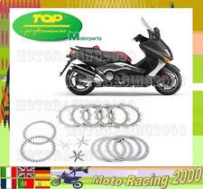 PER YAMAHA TMAX 5GJ 500 2002 02 KIT DISCHI FRIZIONE COMPLETO DI MOLLE RACING TOP