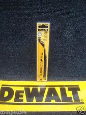5 X DEWALT DT2346 152MM BI-METAL METAL CUTTING RECIP SAW BLADES BOSCH S922EF