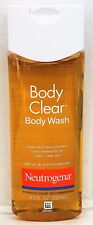 Neutrogena Body Clear Body Wash 8.5 oz Acne