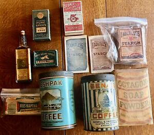Lot 0f Eleven (11) Food, drug  and Grocery related display products