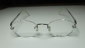 Kazuo Kawasaki MP637 Rimless Eyeglasses - NEW