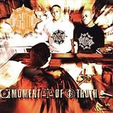 GANG STARR - MOMENT OF TRUTH [PA] NEW CD