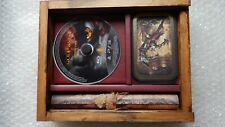 God of War III PS3 Press Kit Super Rare -God of War Press Kit Sony PlayStation 3