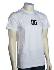 Camiseta DC blanco logo negro - XL - PVP 32 € - nueva - autentica - T-shirt