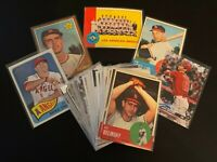 L.A. Angels Collector Series: Past & Present, 60's-80s & now-Trout,Ohtani,Topps