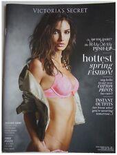 Victoria's Secret catalog SPRING FASHION 2014 VOL.1 NO.1