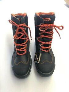 STIHL Forst Schnittschutzstiefel Dynamic GTX Forststiefel Safety Boots Grösse 44