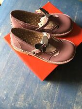 Kickers Girls Maryjanes Size 11 US, 29 EUR New In The Box