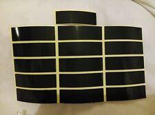 2x double face intérieur rétroviseur plaque d/'immatriculation auto adhésif 10x1MMx2.5M