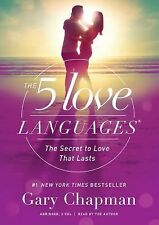 The 5 Love Languages : The Secret to Love That Lasts by Gary Chapman (2015, CD)
