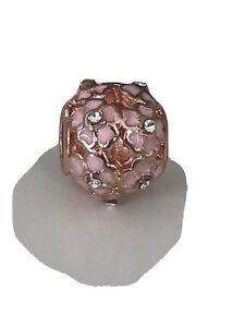 pandora charm rosegold