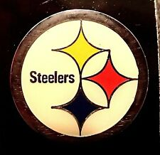 2788e5f25a8 limited Cloisonne Pittsburgh Steelers LOGO lapel pin NFL Super Bowl FOOTBALL