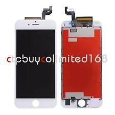 """White LCD Display Touch Screen Digitizer Bezel Frame Assembly For iPhone 6S 4.7"""""""