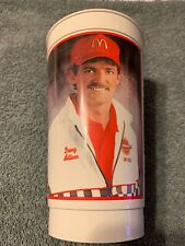 DAVEY ALLISON Texaco Havoline McDonalds Coca-Cola NASCAR Racing Plastic Cup 7 in